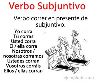 Vebos subjuntivo