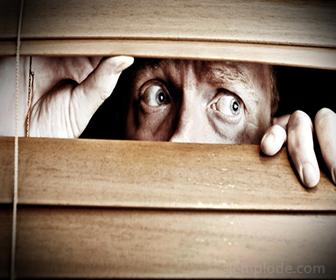 La conducta de un Paranoico a veces no se ve como extraña