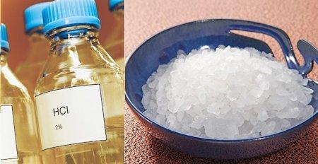 Características de ácidos y bases