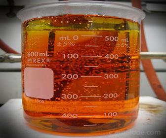 Agua Regia. Un ingrediente es Ácido Muriático