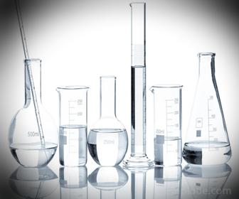 Cristalería de Laboratorio limpia gracias al Ácido Muriático