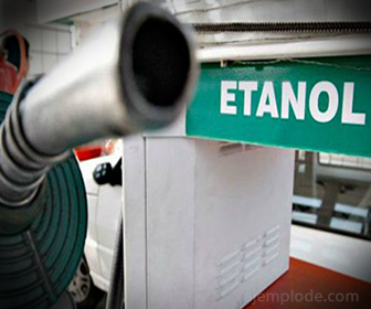 Alcohol etílico como combustible total o parcial