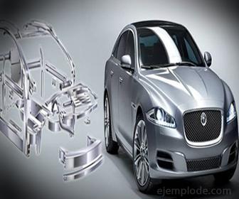 Automóviles con Aluminio
