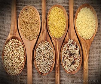Los Vegetarianos toman los Aminoácidos Esenciales de los Cereales