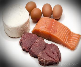 Alimentos más abundantes en Aminoácidos Esenciales