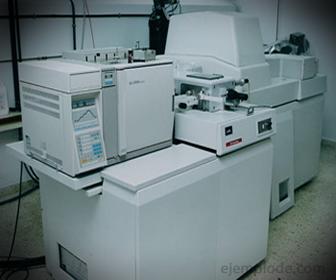 Espectrómetro de masas para Análisis Cualitativo