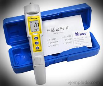 Método instrumental para medir Potencial REDOX