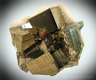 Pirita, Sulfuro de Hierro