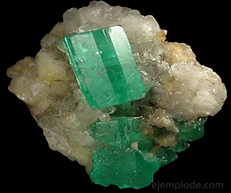 Mineral Berilo