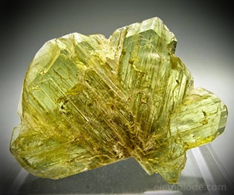 Mineral de Oxido de Berilio