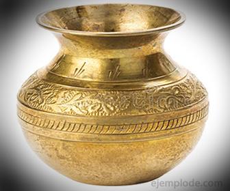 Bronce Amarillo Ornamental