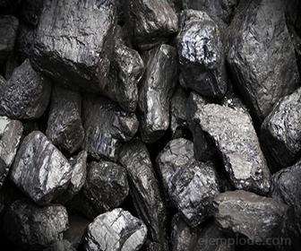 Muestra de Carbón en la forma Cok