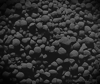 Muestra de Carbón Negro de Humo