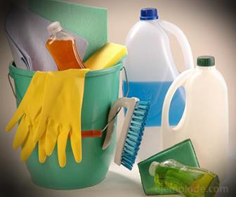 Cloro en fabricación de Desinfectantes