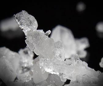 La sal de mesa es un compuesto inorgánico