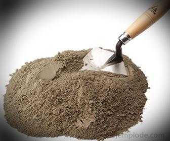 Muestra de Cemento
