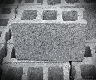 Block de Concreto, de tipo Hueco