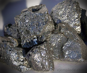 Mineral de Estaño