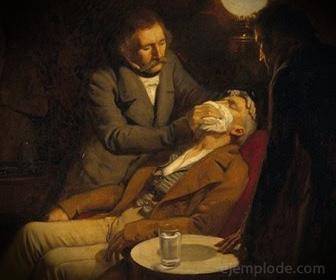 Éter anestésico
