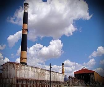 Las plantas fundidoras son una fuente industrial de contaminación del aire