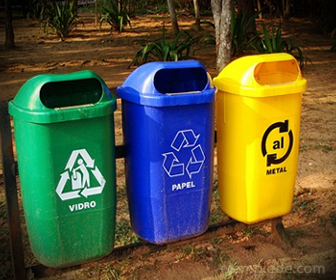 Depósitos para ambos tipos de Materia: Orgánica e inorgánica