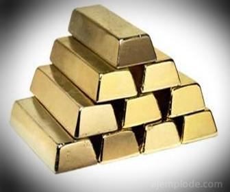 Ejemplo de Metal: Oro