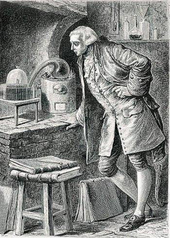 Lavoisier el padre de la química moderna