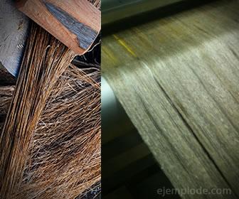 El lino es un material aislante de origen natural que no lleva aditivos
