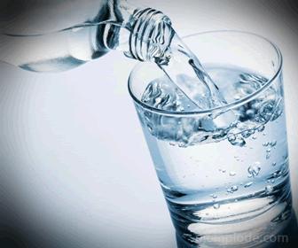 Ejemplo de Mezcla Homogénea, Agua Potable