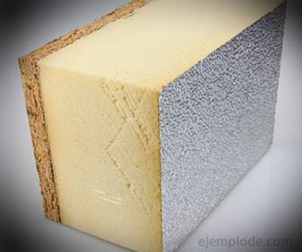 Poliuretano usado en Construcción