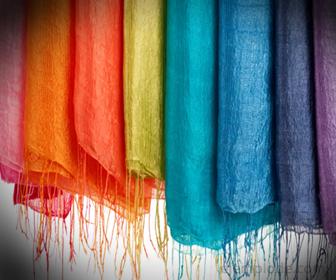 Sal como Fijador del Color en Textiles