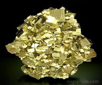 Sal Mineral: Pirita