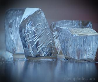 Cristales en cero absoluto son teoricamente de Entropia Cero