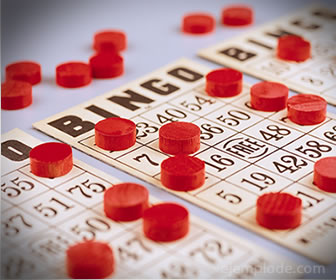 El bingo es un juego común en Estados Unidos