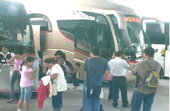 central de autobuces