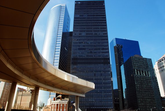 Características del futurismo, arquitectura