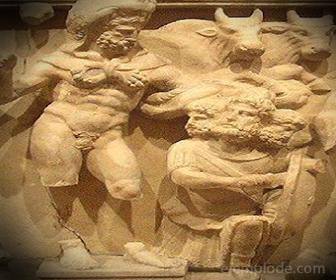 Ejemplo de Trabajo de Hércules: Bueyes de Gerión