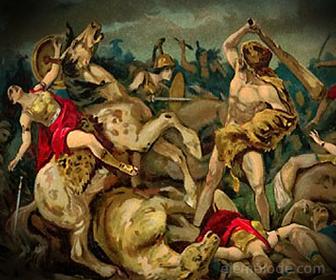 Ejemplo de Trabajo de Hércules: Cinturón de Hipólita