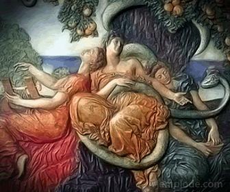 Ejemplo de Trabajo de Hércules: Manzanas de Oro