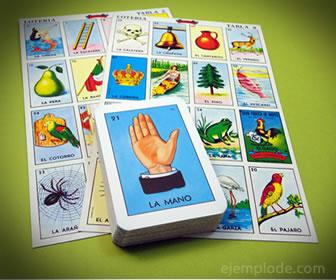 La lotería también se encuentra considerada como juego de azar.