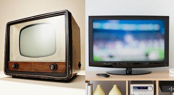 Características de la televisión